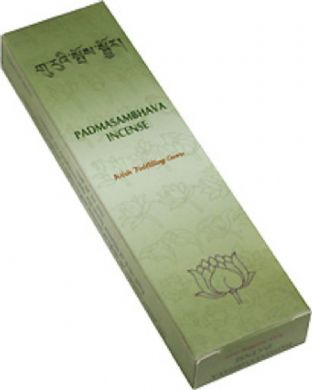 Gangchen | Tibetan Incense | Padmashambhava | Wish Fulfilling | 20 Sticks | Made in Nepal